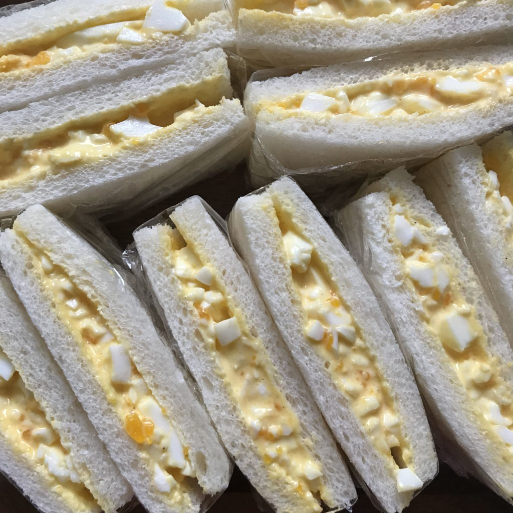 タマゴサンドイッチレシピ手順8